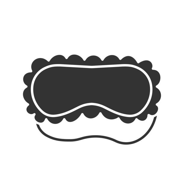 Best Eye Mask Illustrations, Royalty.