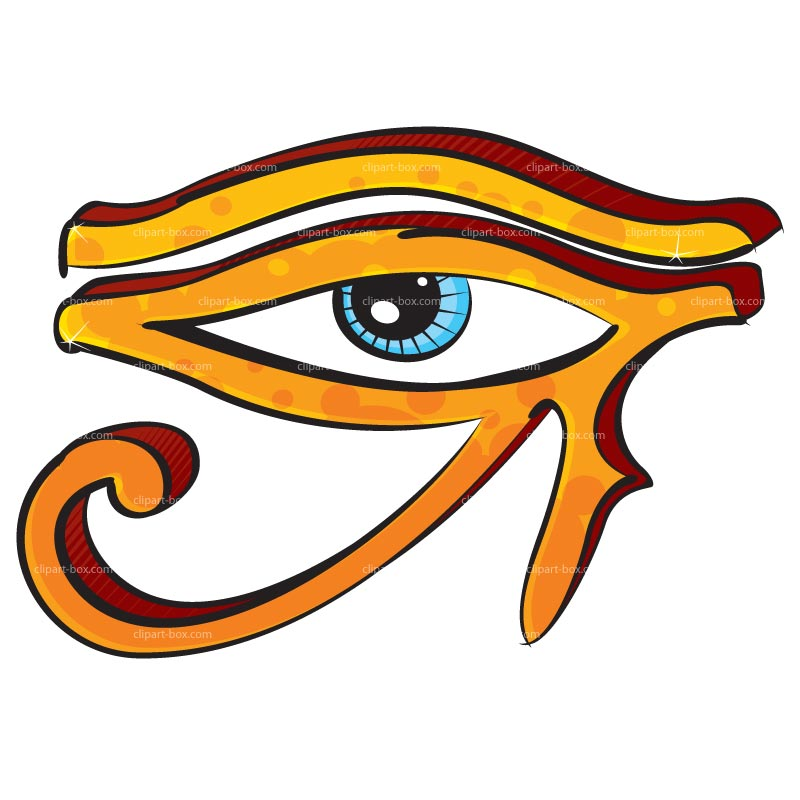 CLIPART EYE OF HORUS.