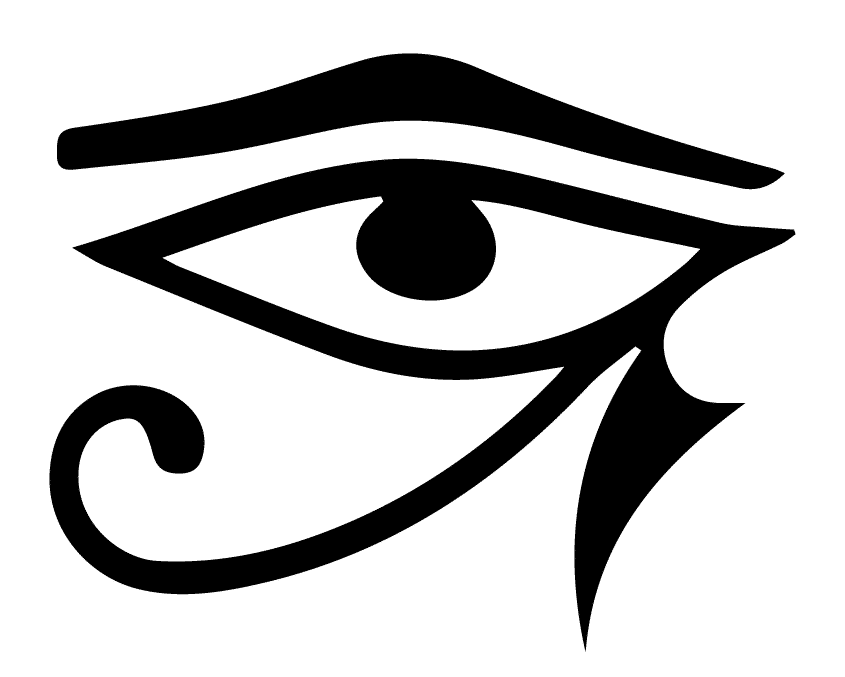 The Eye of Ra (Re/Rah), Ancient Egyptian Symbol and Its Meaning.