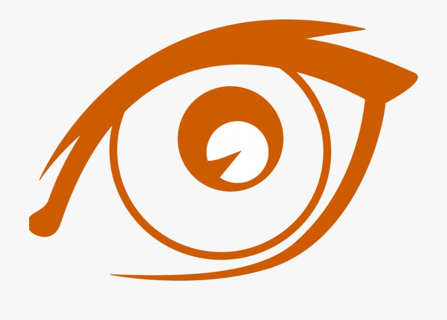 Eye clipart orange, Eye orange Transparent FREE for download.