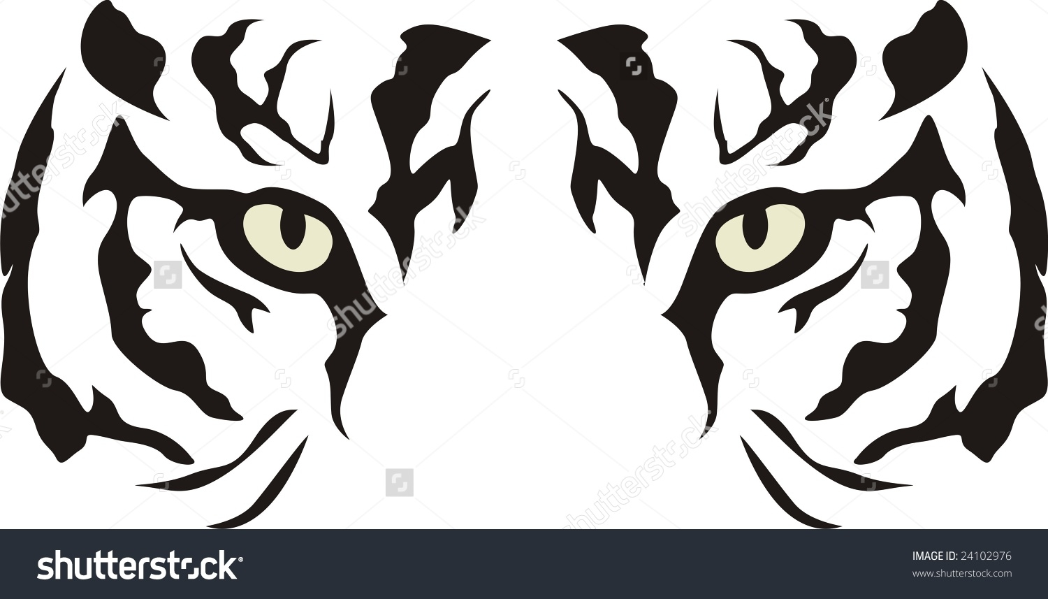 Eye Of The Tiger Clipart.