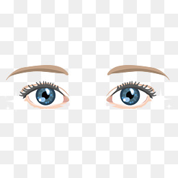 Vector Mouse Painted Eyes, Eye, Big Eyes #45461.
