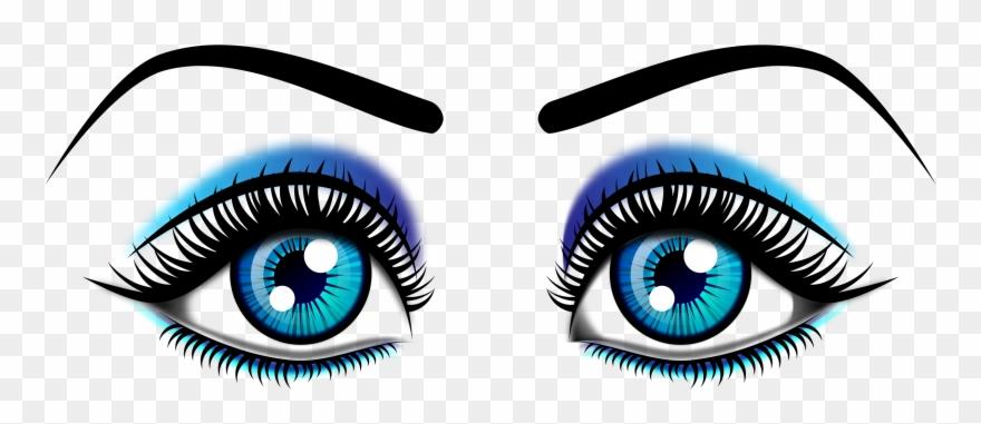 Eyes Image Clip Art.