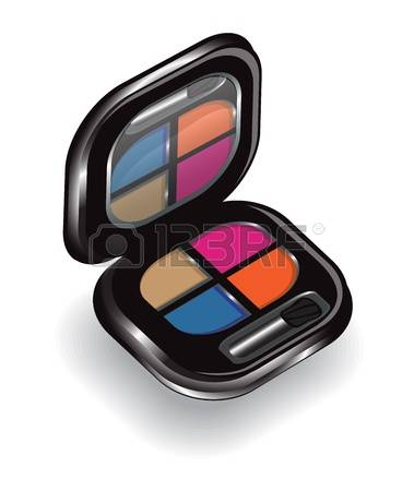210 Brown Eyeshadow Stock Vector Illustration And Royalty Free.