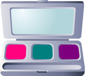 Eyeshadow Clipart.