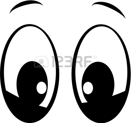 Showing post & media for Cartoon staring eyes.