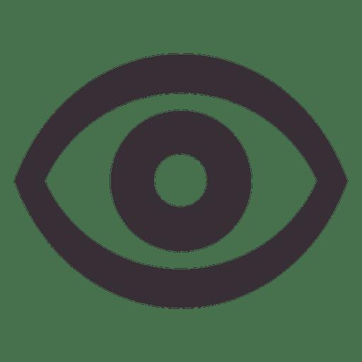 Eye icon.