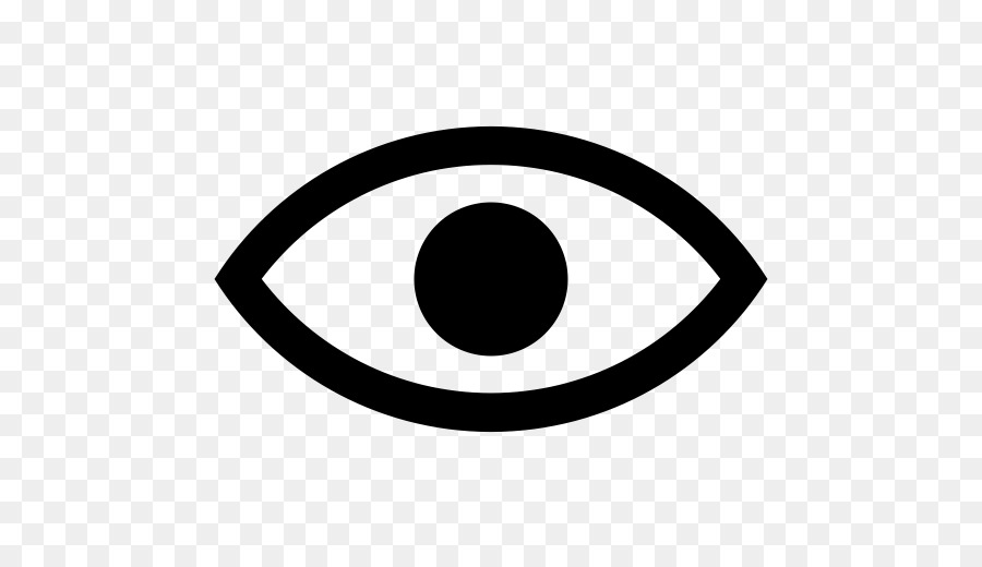 Eye Icon png download.