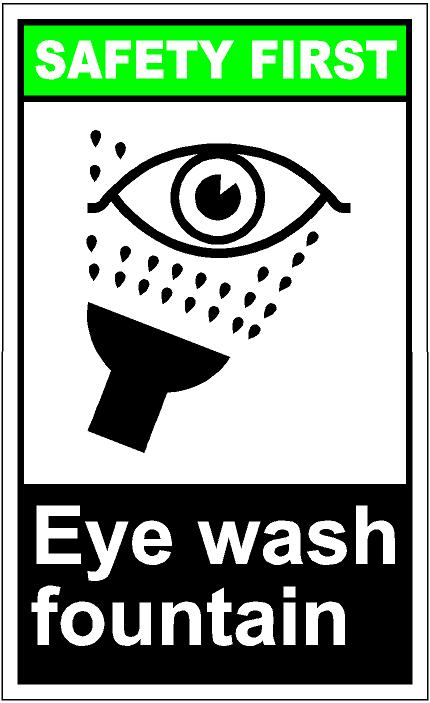 Eye Protection Clipart.