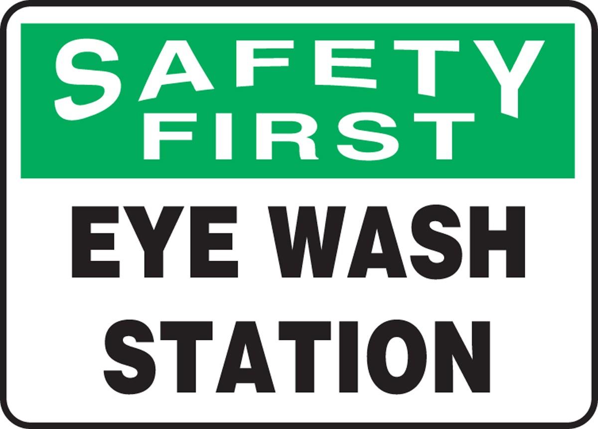 Eye Wash Clipart Eye Wash Station Clip Art #HmtFZF.