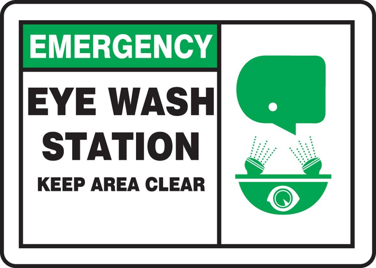 Eye Wash Clipart.