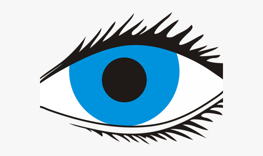 Blue Eyes Clipart Eyesight.