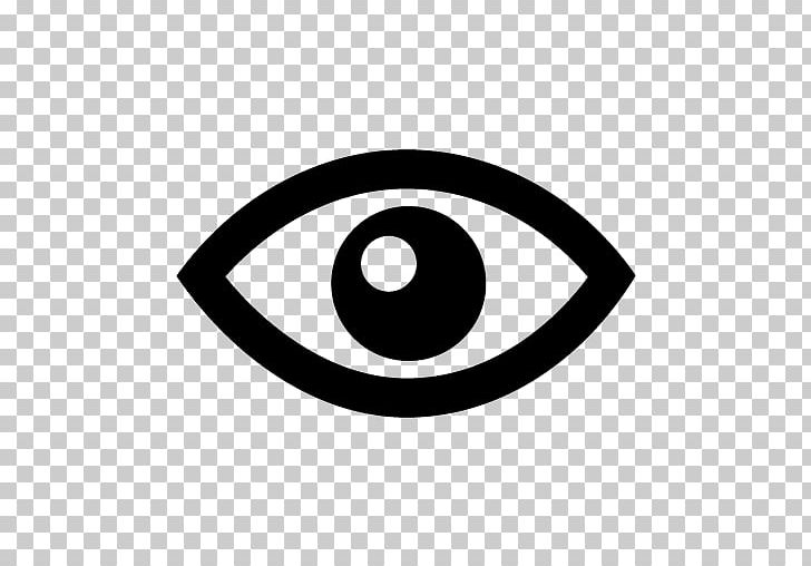 Eye Icon PNG, Clipart, Black And White, Brand, Buffer, Circle.