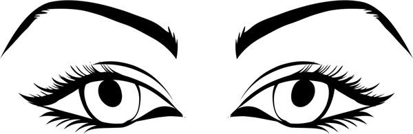 Vector eyebrows free vector download (32 Free vector) for.