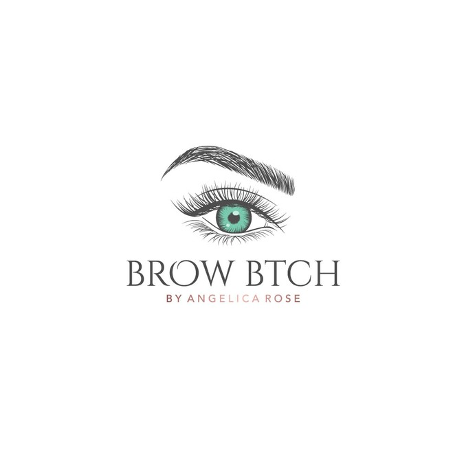 Brow designer needs beautiful & sleek logo.