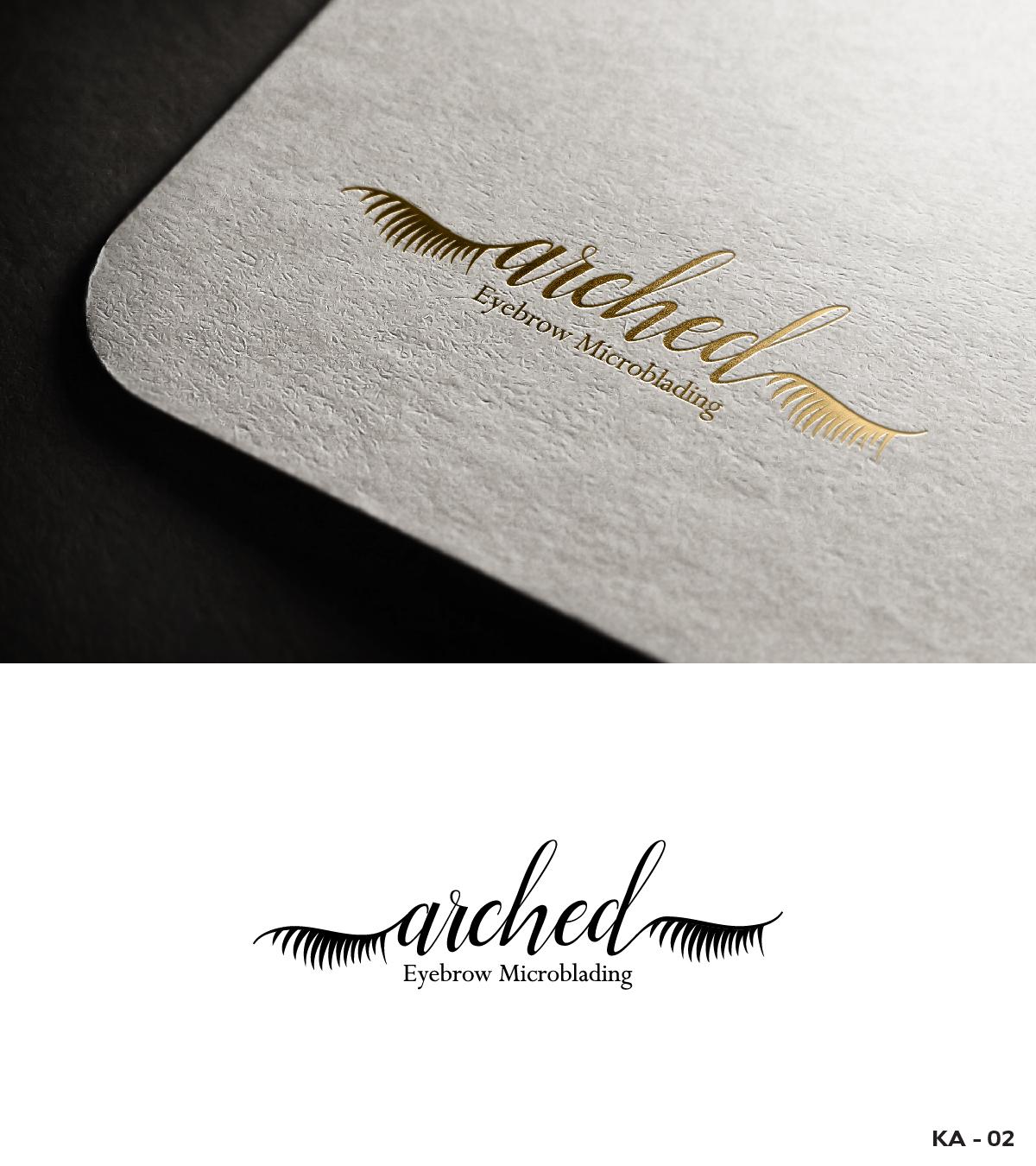 Feminine, Elegant, Business Logo Design for ARCHED (main.