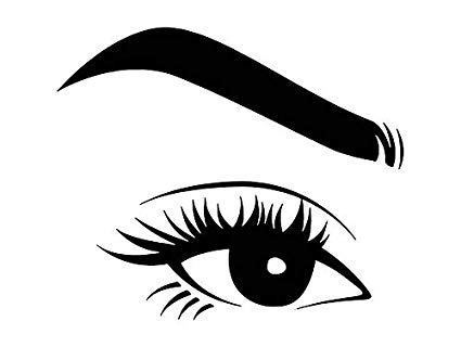 Amazon.com: Yetta Quiller Women Eye Eyebrow Eyelash Eyeball.