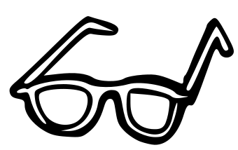 Best Glasses Clipart #10212.