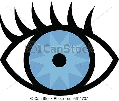 Eyelash Clip Art Vector Graphics. 4,934 Eyelash EPS clipart vector.