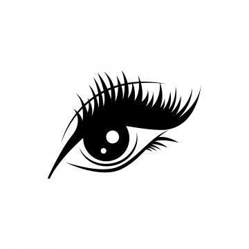 Eyelashes PNG Images.