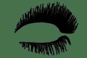 Classis Eyelash transparent PNG.