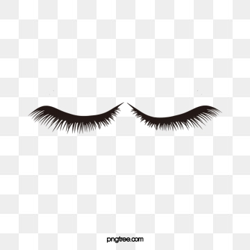 Eyelashes Png, Vector, PSD, and Clipart With Transparent Background.