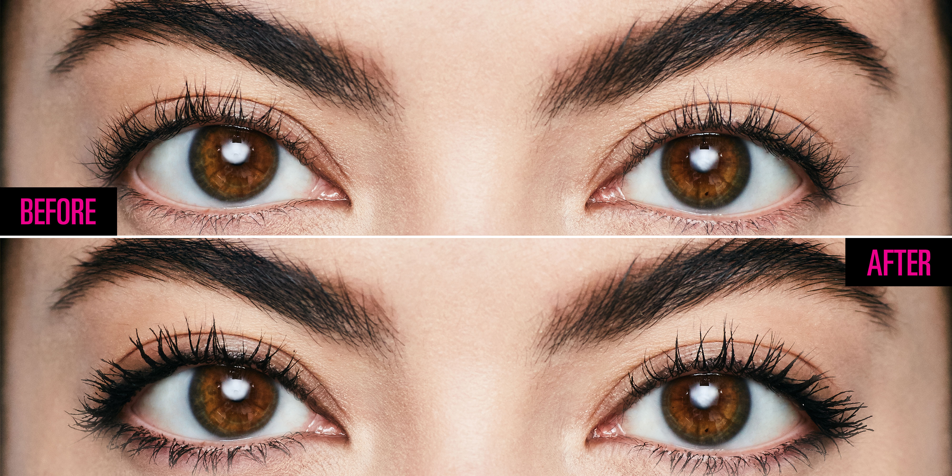 How to Get Great Lashes.