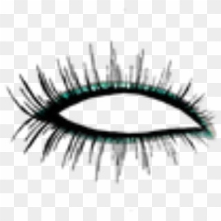 Free Eyelashes Png Transparent Images.
