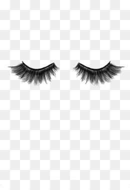 Fake Eyelashes PNG.