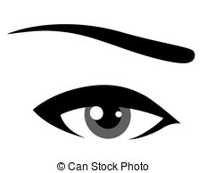 Eye lid Clip Art Vector Graphics. 143 Eye lid EPS clipart vector.