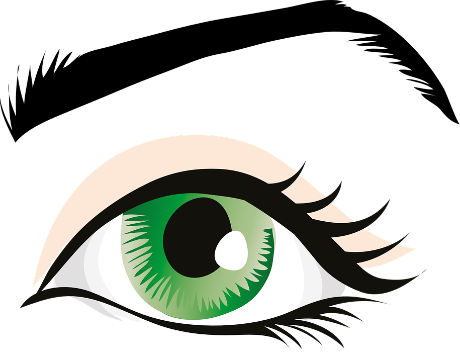 Free vector graphic: Eye, Green Eyes, Eyelid, Iris.