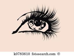 Eyelids Illustrations and Stock Art. 338 eyelids illustration.