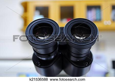 Pictures of Microscope eyepiece k21536588.