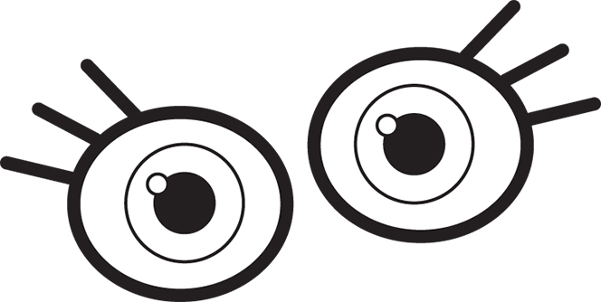 Eyes And Ears Clipart.