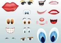 Mouth Free Vector Art.
