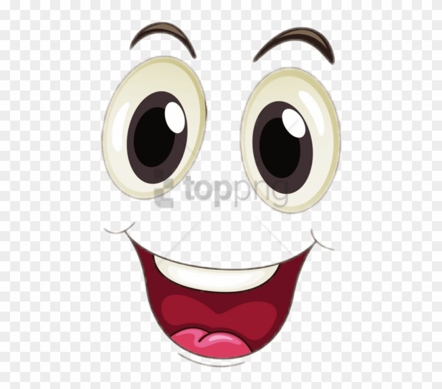 Free Png Cartoon Eyes And Mouth Png Image With Transparent.