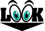 Looking Eyes Clip Art.