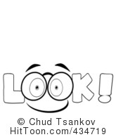 Look Clipart Eyes.