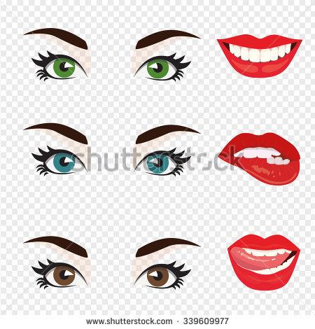 Eyebrow Shaping Stock Vectors, Images & Vector Art.