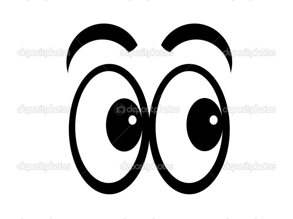 eyes cartoon.