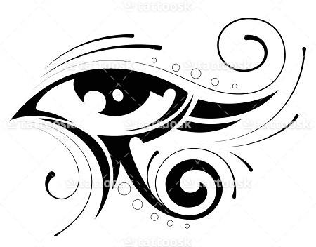 SBink Egyptian Eye Of Osiris.