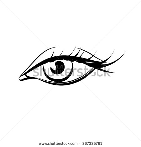 Eye Pupil Stock Images, Royalty.