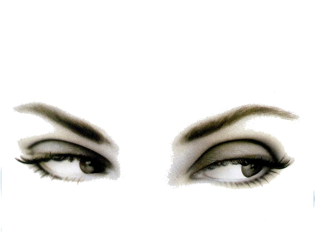 Eyes PNG Photo.