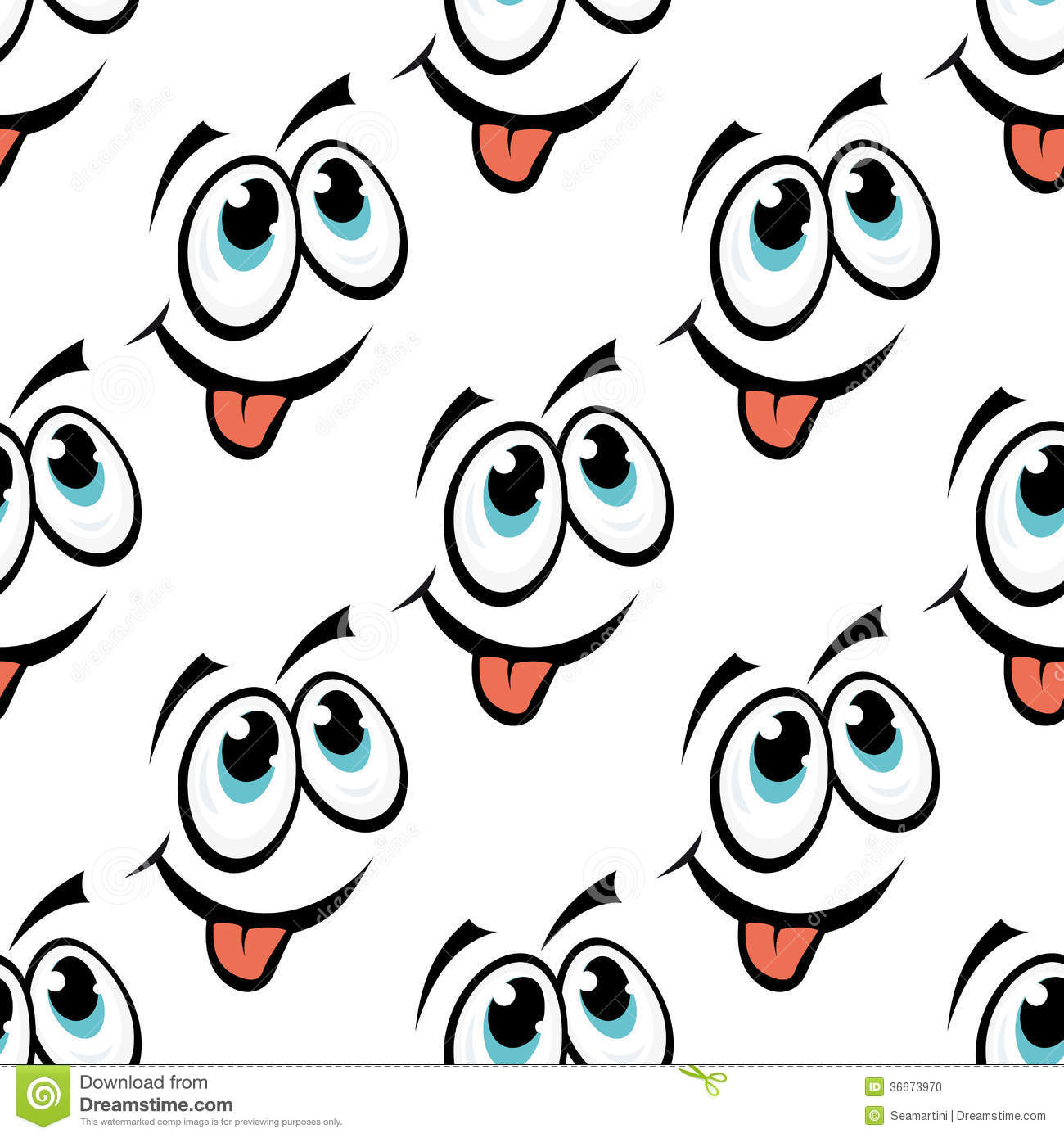Large Clip Art Wiggly Eyes.