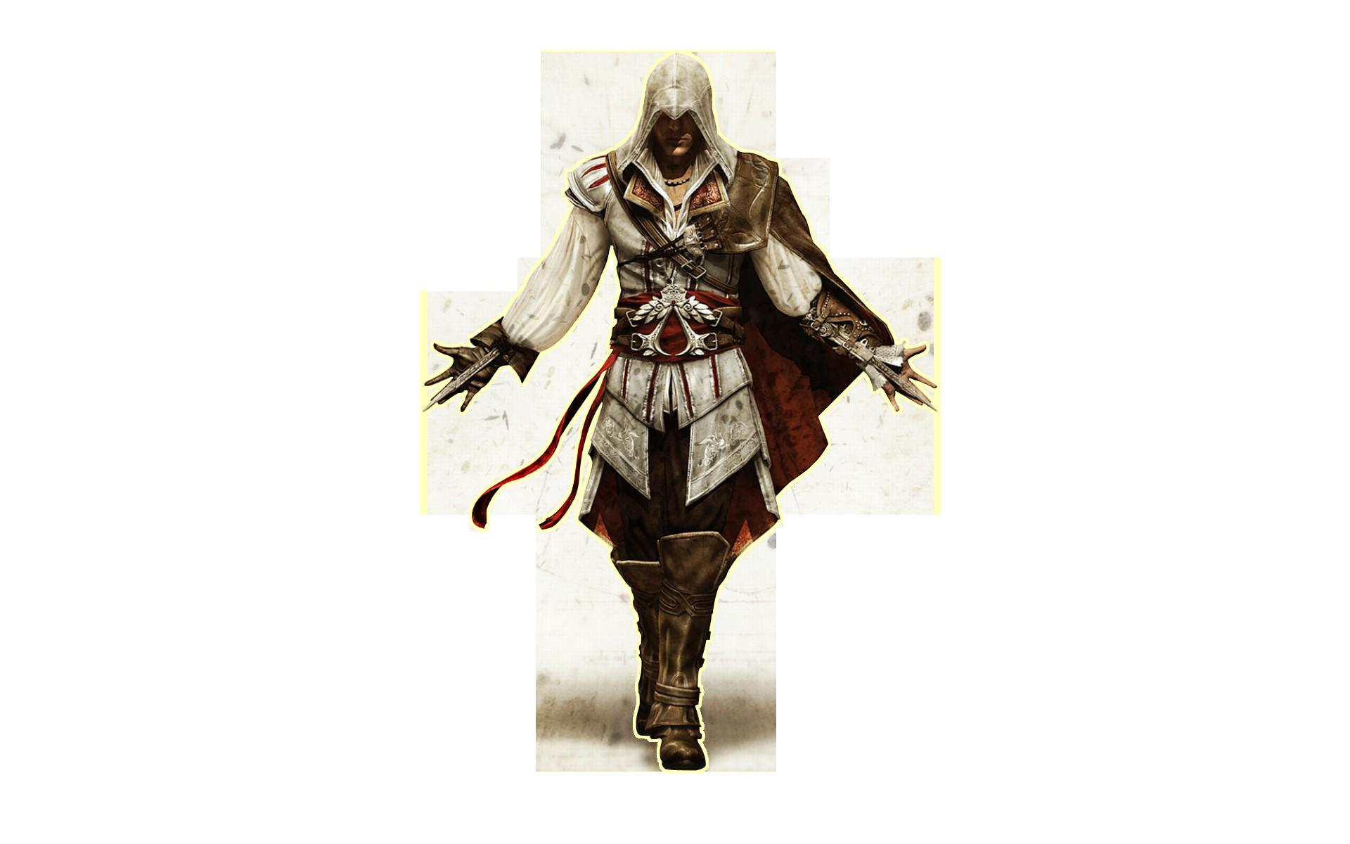 Download Ezio Auditore Transparent PNG.