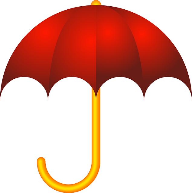 Free photo Rain Raindrop Rainy Impression Umbrella Beauty.