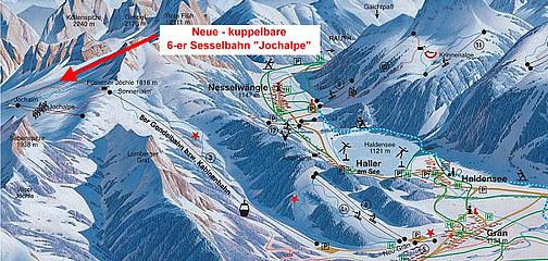 bergfex: Skigebied Füssener Jöchle.