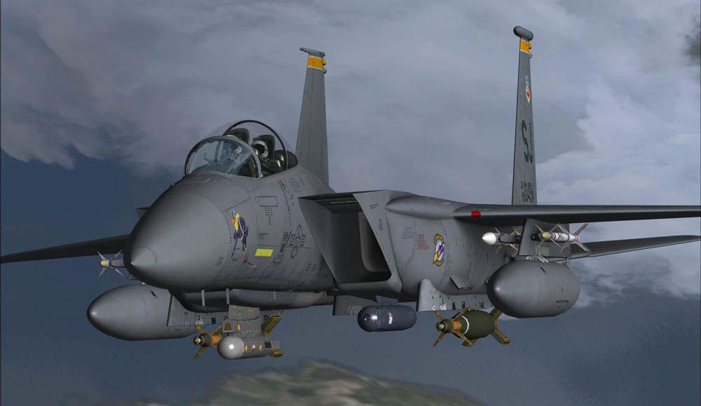 MILVIZ flight simulations.