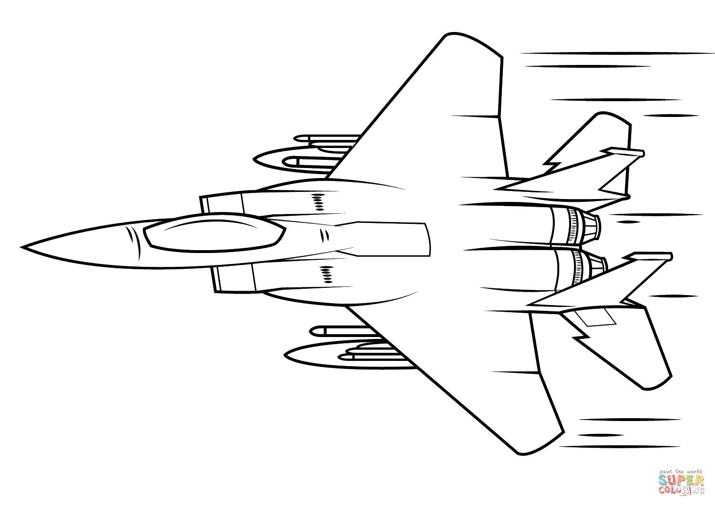 F 15e Clipart Clipground
