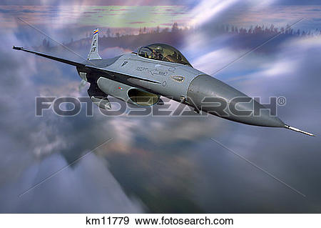Stock Photograph of Usaf F.